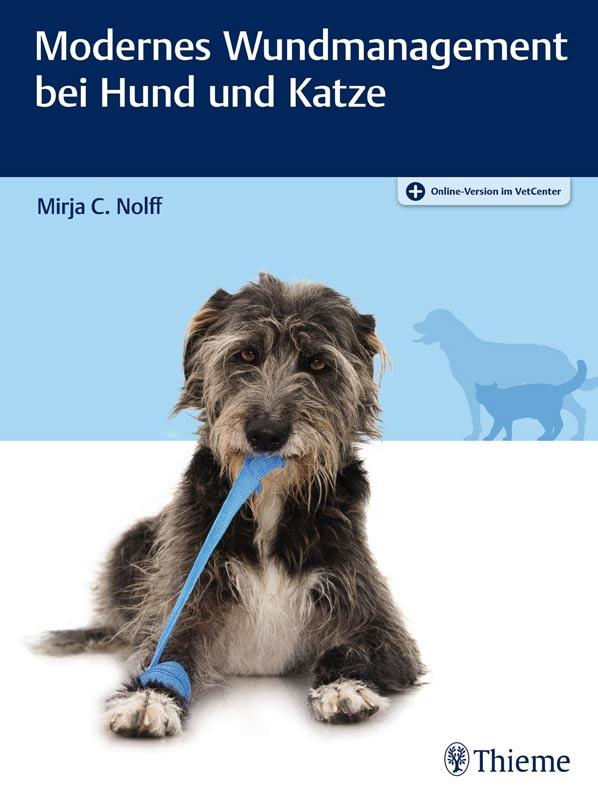 Rezension Modernes Wundmanagement bei Hund und Katze