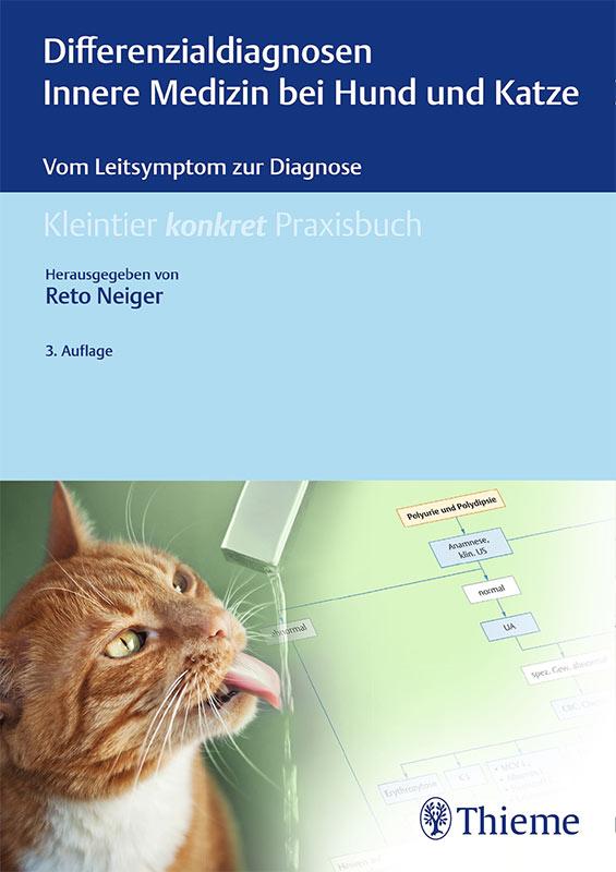 Differentialdiagnosen – Innere Medizin bei Hund und Katze