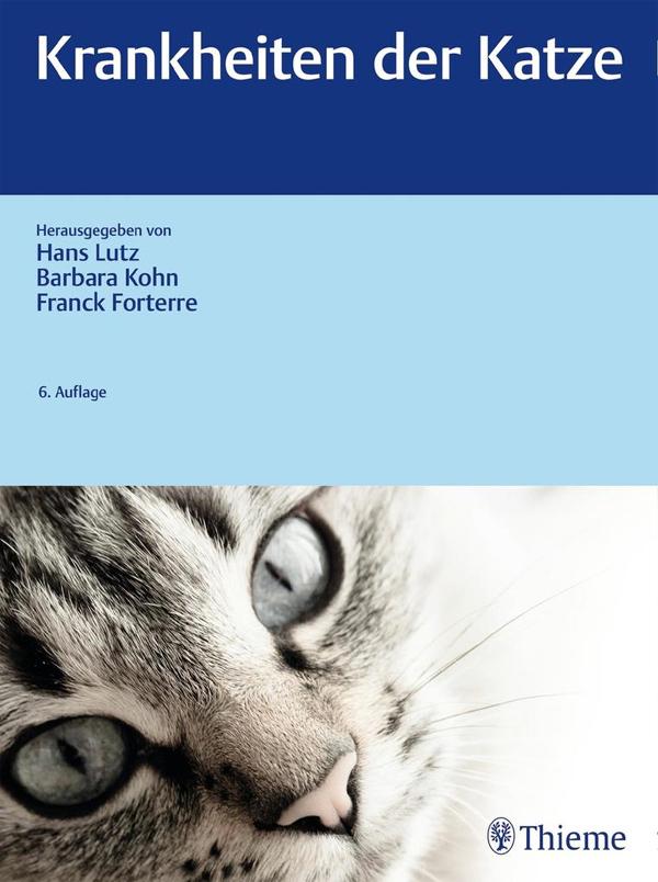 Krankheiten der Katze, 6. Auflage