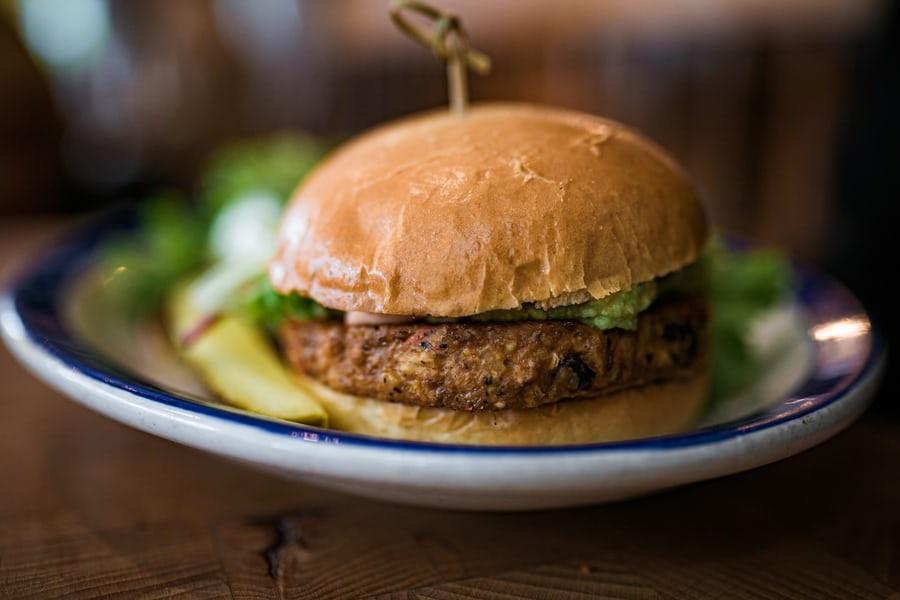 Hamburger schmecken auch ohne Fleisch