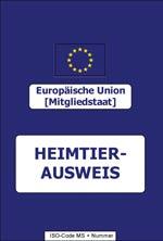 EU-Heimtierpass