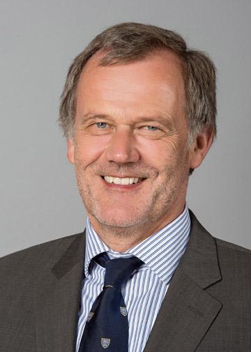 bpt-Präsident Dr. Siegfried Moder