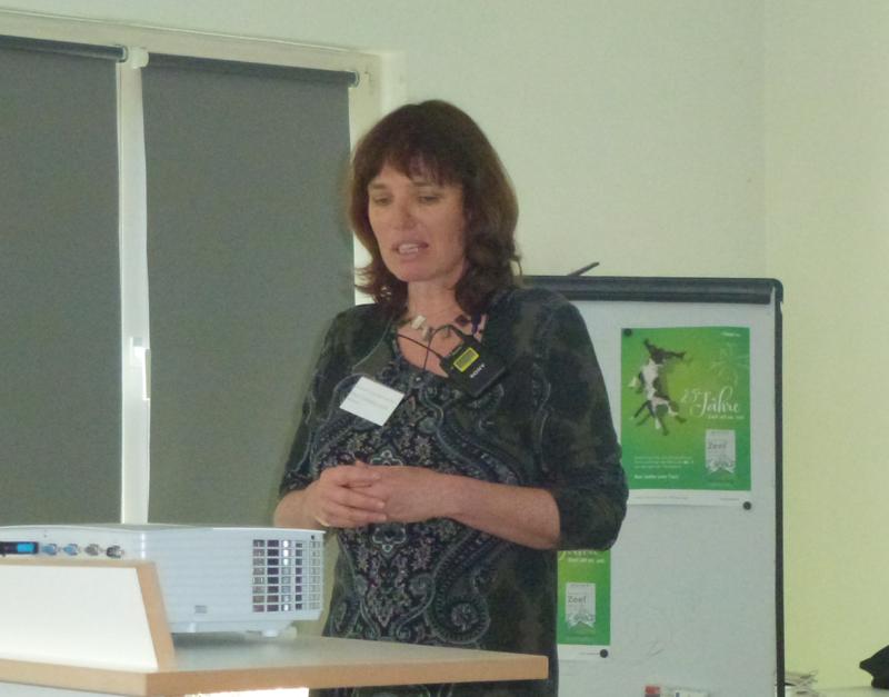 Prof. Dr. Susanne Lauer von der LMU München sprach über das Problem Arthose bei Katzen und mögliche Therapieoptionen.